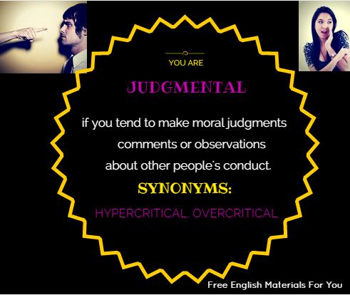 Vocabulary_-_judgmental