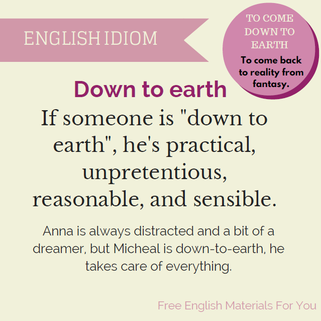 Down-to-earth_-_website