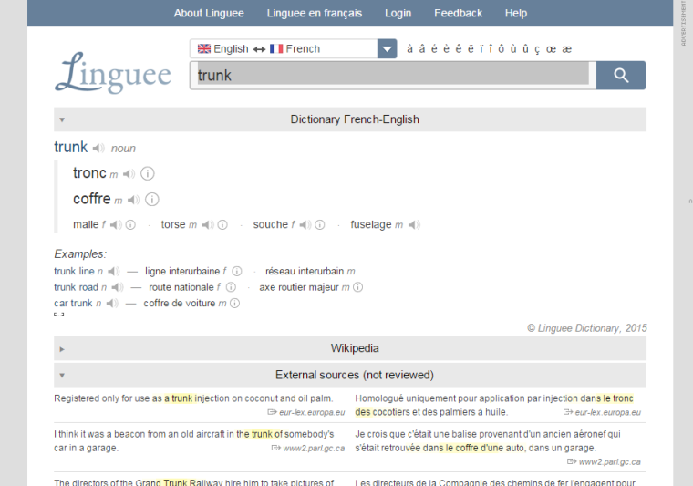 trunk_-_french_-_linguee