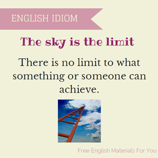 Idioms Page 6 Free English Materials For You