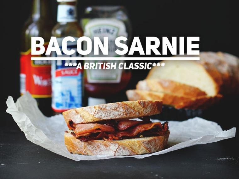 Bacon-Sarnie