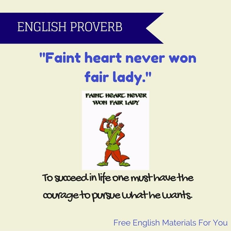 English Proverb 7-12
