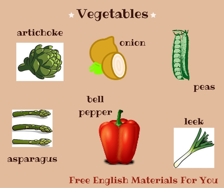 Vegetables - visual vocabulary - visual English - Free English Materials For You (1).jpg