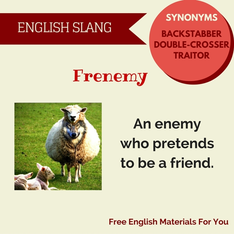 frenemy meaning - English vocabulary slang- Free English Materials For You - femfy (1).jpg
