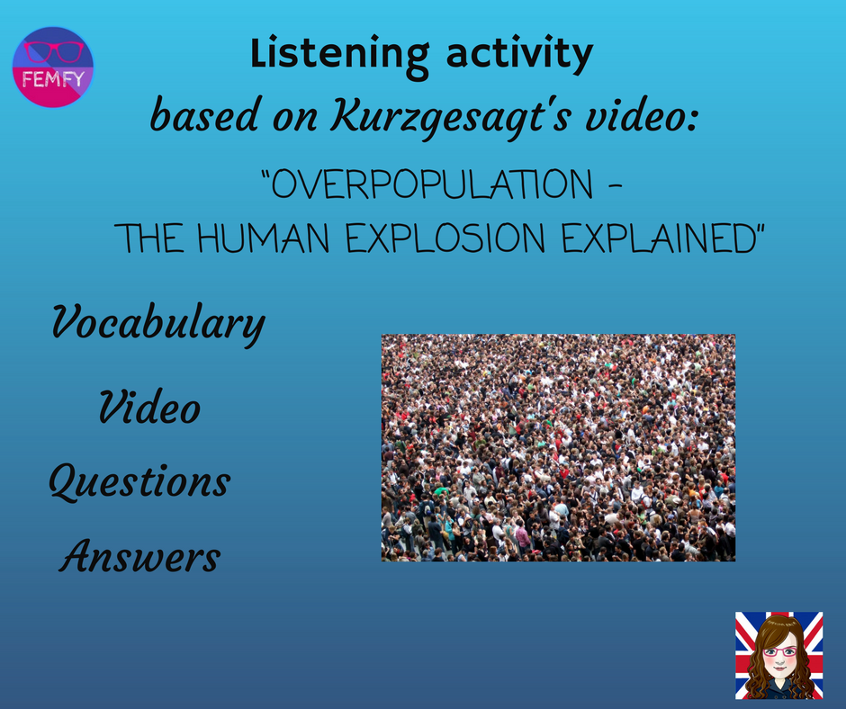overpopulation-the-human-explosion-explained-listening-activity-femfy-free-english-materials-for2