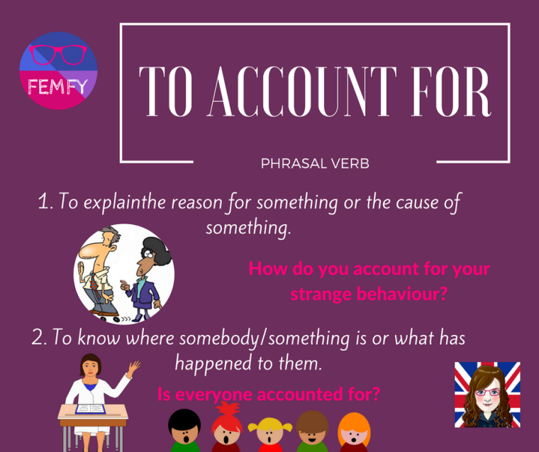 to account for phrasal verb - femfy - Free English Materials For You.png